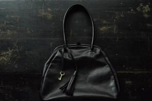 poefu FOR poefu Almighty Leather Hand Bag