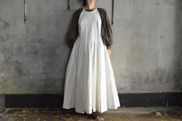 NATIVE VILLAGE 「environment」Embroidery Dress