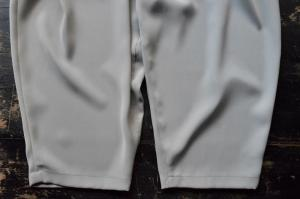 NO CONTROL AIR Polyester Satin Almighty Wide Pants