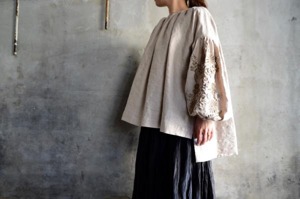 TOWAVASE 「Permanent TOWAVASE」Blouse