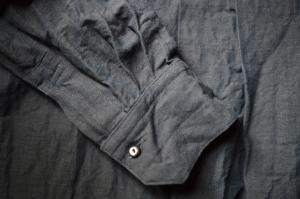 TOKIHO「NIL-Ⅱ」C/L Chambray Coat Onepiece