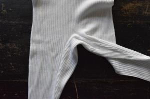 CLOSELY Cotton Silk Leggings