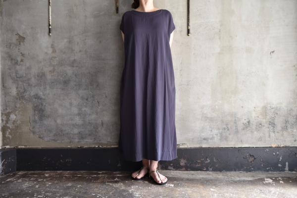 TOKIHO『SOLO-V-SS』Tricotine French Sleeve Onepiece
