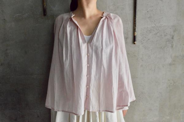 Khadi and Co「SARA」Cardigan Blouse