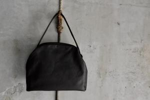 TACHINO CHIE Vegetable Tanned Leather Hand Bag