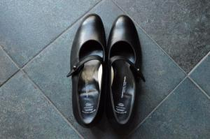 beautiful shoes「MARYJANE」One Strap Heel Shoes