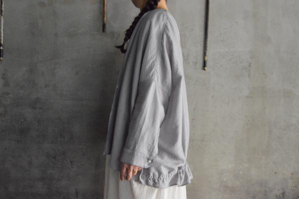 NO CONTROL AIR  Lyocell Nylon Kingyo Cardigan