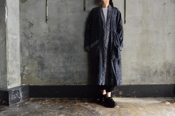TOWAVASE 「Aquarelle」Silk Printed Gown