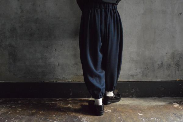 NO CONTROL AIR Polyester Oxford Kabocha Pants