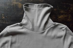 Fabrique en France Cotton Turtle Neck L/S T