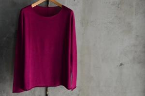 Itoi Collection by YURI PARK Silk Cashmere Knit