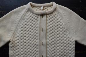 Itoi Collection by YURI PARK Cashmere Cardigan