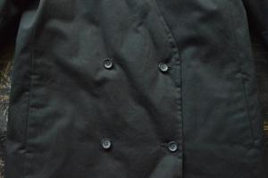 ゴーシュ Reversible V Neck Down Coat
