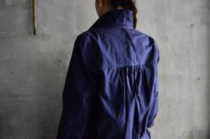 susuri FOR poefu Dorothy Shirt Coat